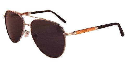 Martzi Eyewear Sunglasses Depp angle view