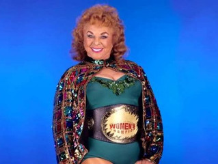 The Fabulous Moolah: First woman in Wrestling Championship
