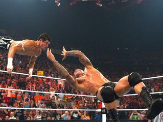 The Top 5 WWE Signature Moves