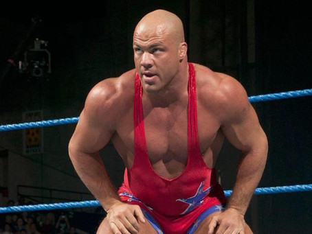 Kurt Angle : The Reigning WWE Sensation