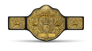 The Story Behind the Big Gold Belt