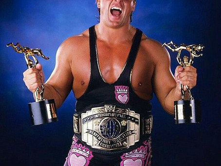 The Untimely Death of WWE Star Owen Hart