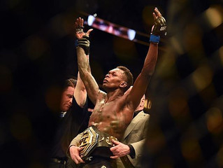 Israel Adesanya: Who Is This UFC Rising Legend