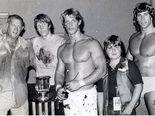 The Legendary Von Erichs' Wrestling Dynasty