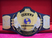 Championship Belts: Some of the Terms You need to Know when Buying a Quality Belt