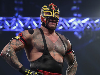 What happened to WWE Star Rey Mysterio? Part 2