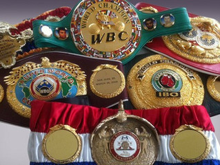 The Key Boxing Titles That You Must Know