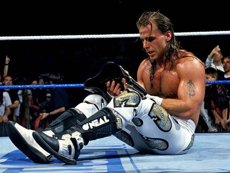 The Legendary WWE Star Shawn Michaels