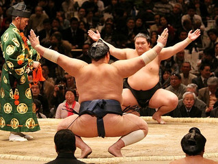 All you Need to know About Sumo Wrestling