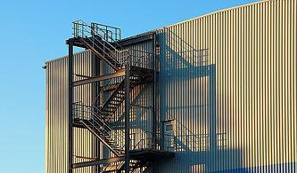 Industrie-Gebäude
