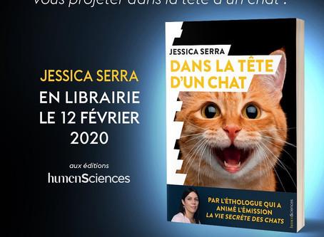 Un livre de plus sur les chats !