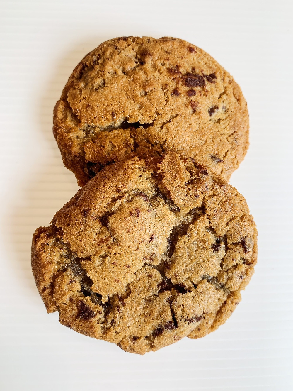 Chocolate Chip Cookies from The Chocolate Bar