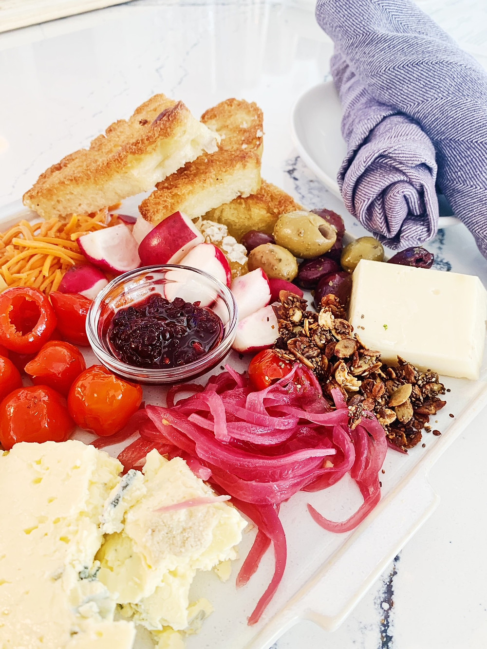 Artisanal Cheese Plate - The Citizen
