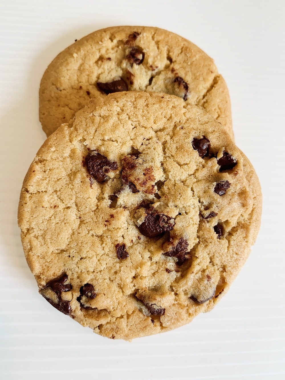 Chocolate Chip Cookies from Tiff's Treats