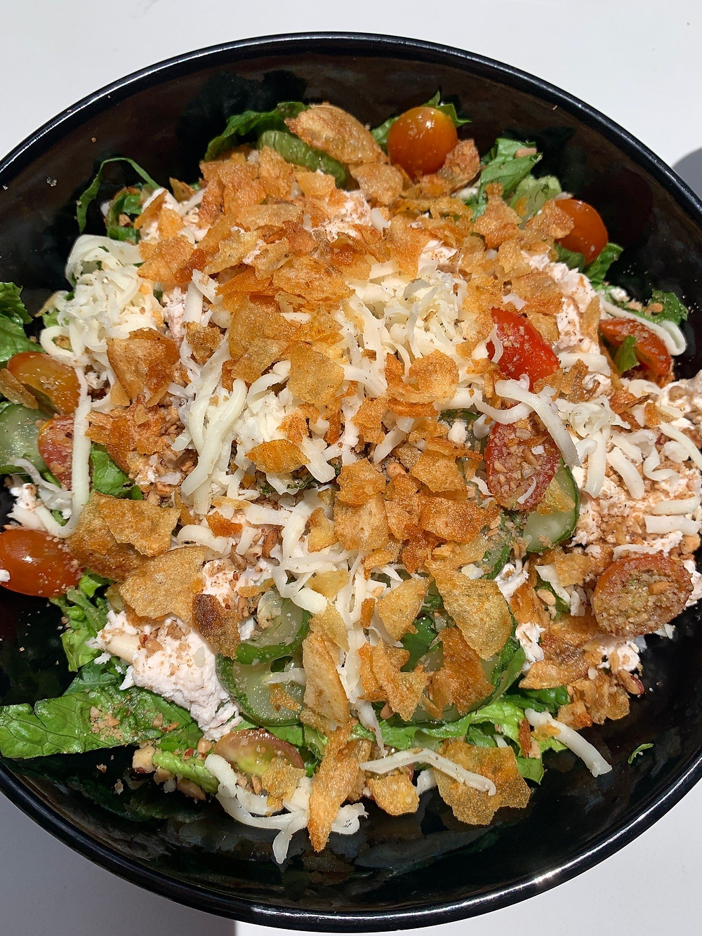 The Crunchy Chicken Salad from Local Foods