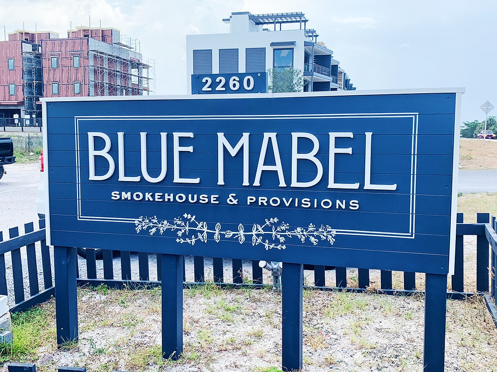Blue Mabel at 30A Blue Mountain