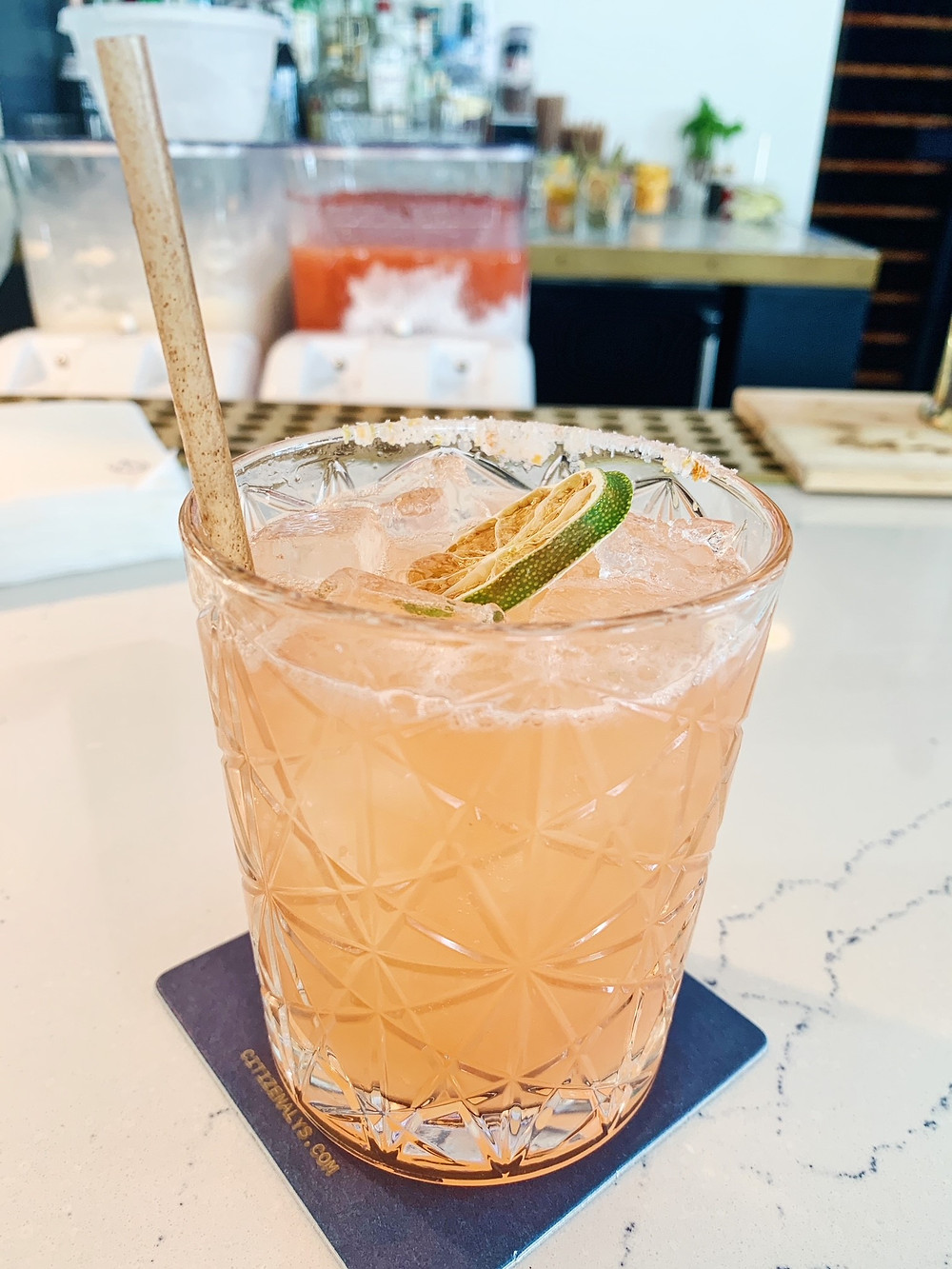 The Zest is History cocktail - The Citizen