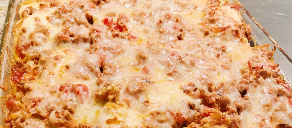 This is it! Four Cheese Lasagna!