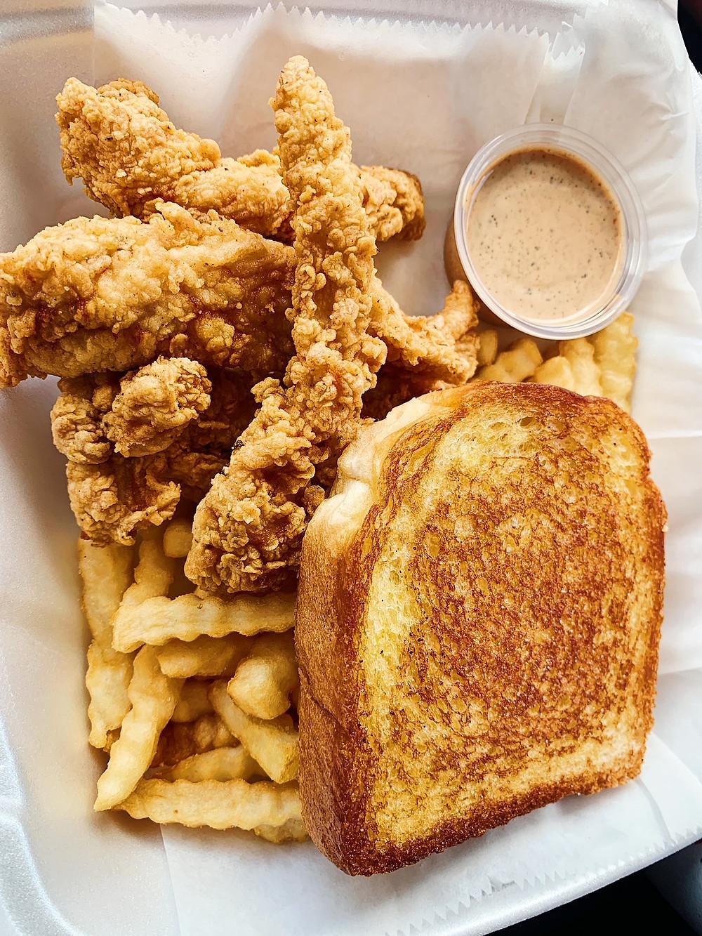 Layne's v. Cane's - Layne's Chicken Finger Meal