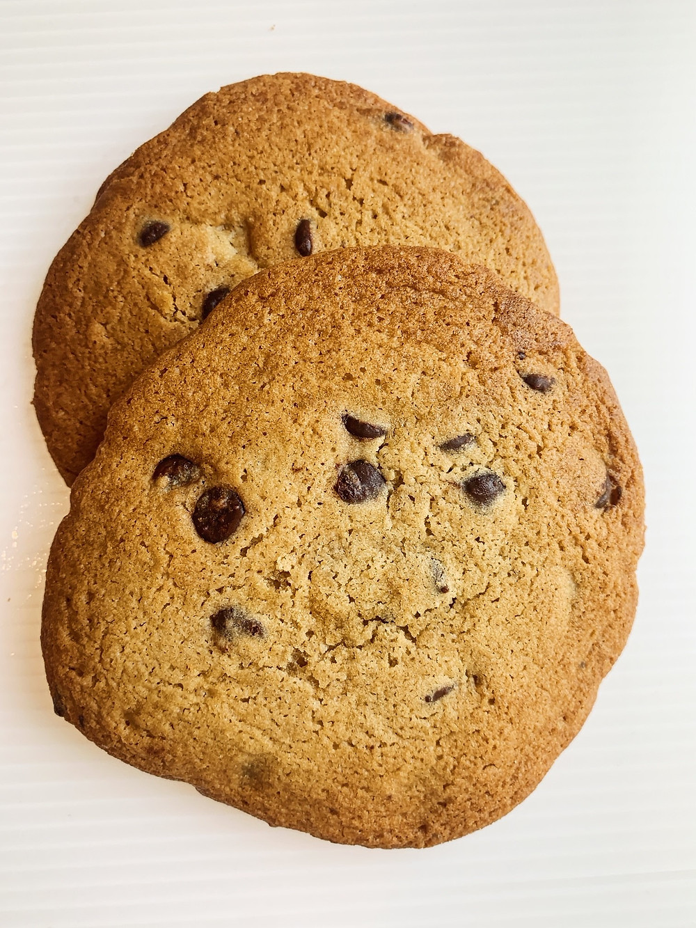 Chocolate Chip Cookies from Three Brothers Bakery