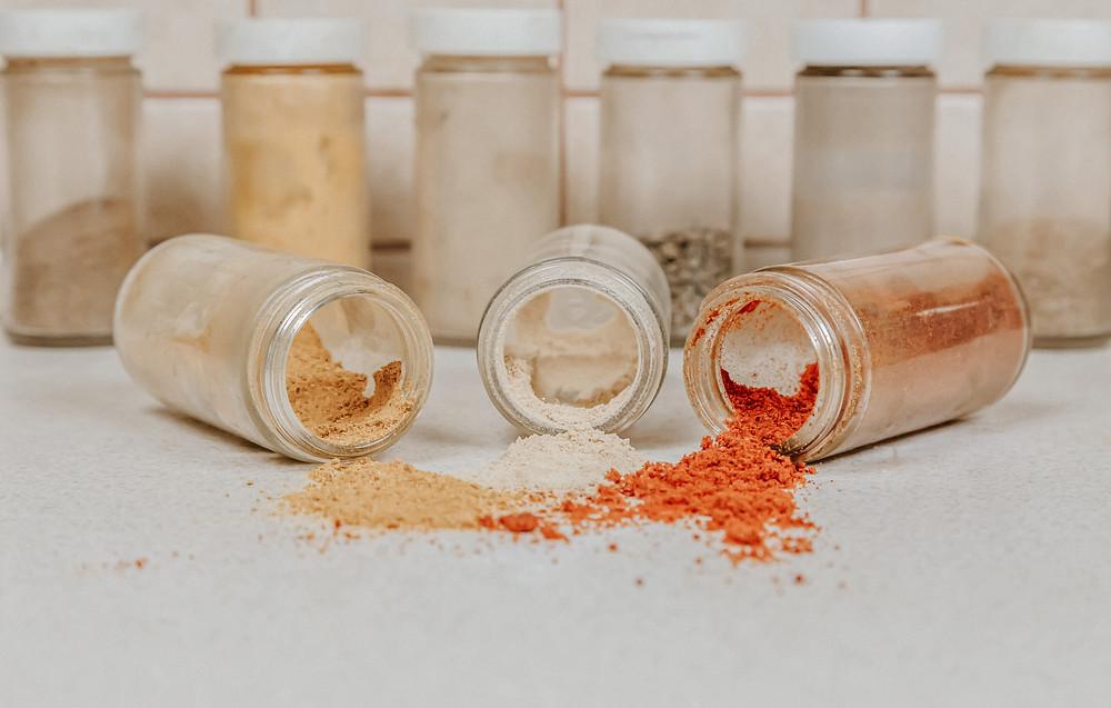 Texas Chili needs spices!
