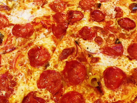 Tiny Champions! - Serves Champion Pizza among other fabulous dishes and drinks!