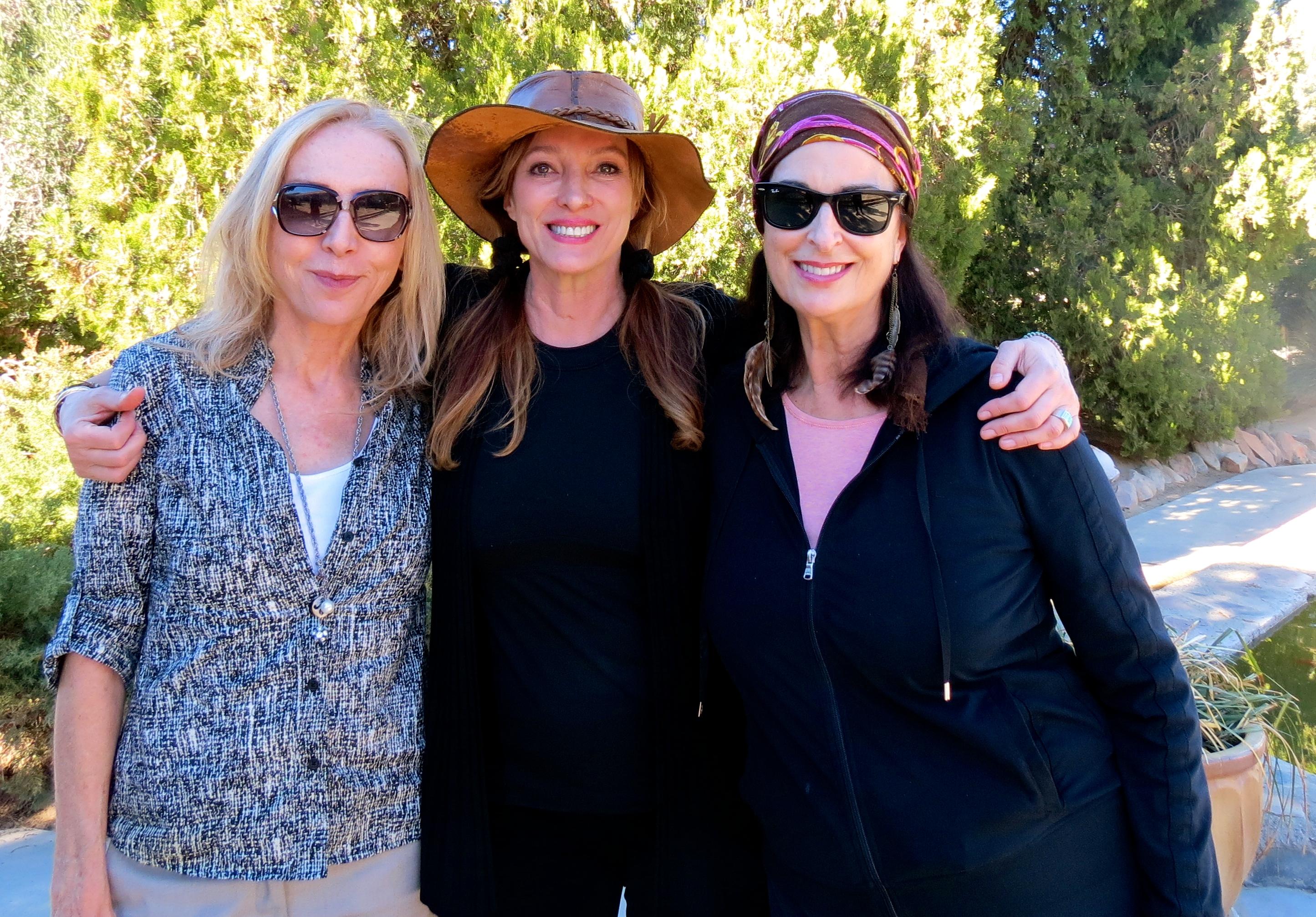 Catherine, Denise & Abbe
