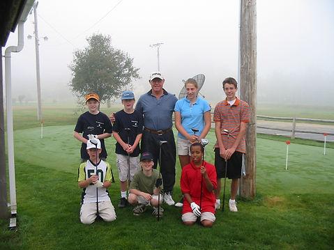 maine golf camp