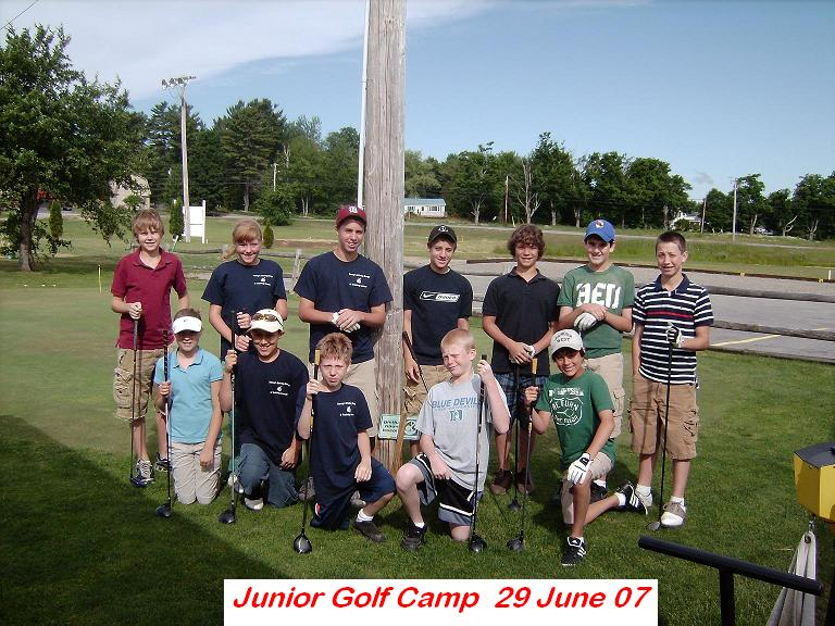 Winterport Child Golf Lessons