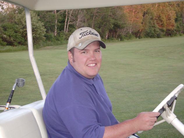 maine golfing
