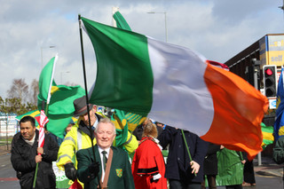 Manchester St Patrick's Parade Participants... more to be annouced