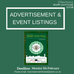 Advertisement and Listings Deadline