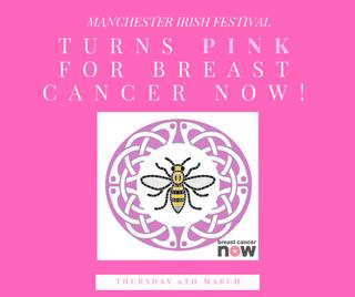 Manchester Irish Festival Turns Pink
