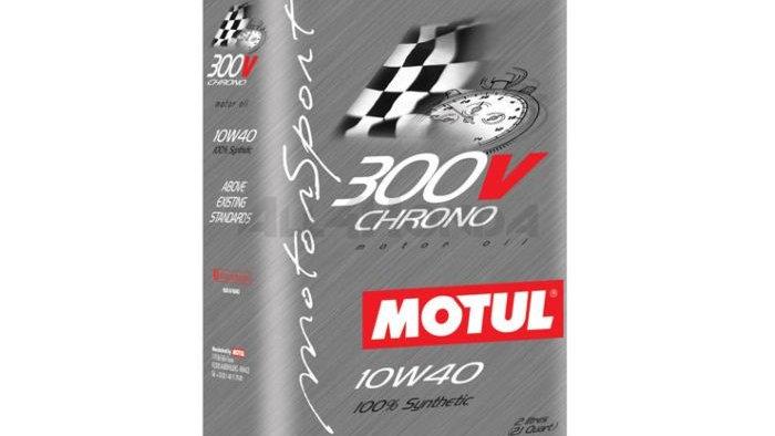 Motul 300V Competition 10W40 2L