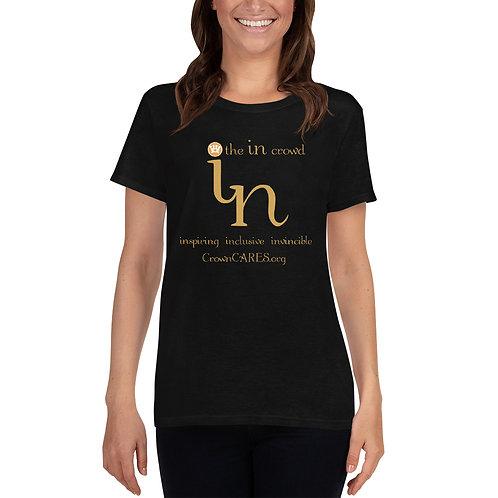 In Crowd Women's short sleeve t-shirt