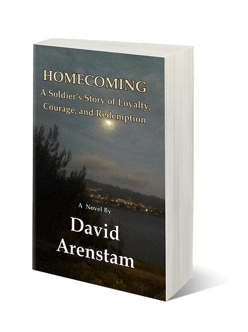 Homecoming, A soldier's Story of Loyalty Redemption and Courage