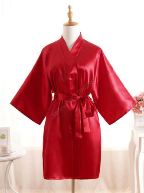 Women's Satin Robes