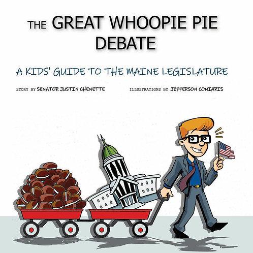 The Great Whoopie Pie Debate Children's  Book