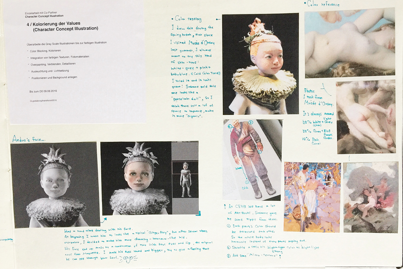 Making of : Study Journal