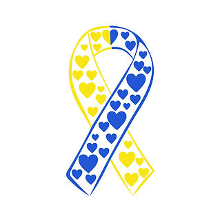 world-down-syndrome-day-yellow-blue-ribb