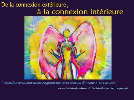 De la connexion extérieure à la connexion intérieure
