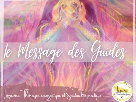 ✨Compassion - LE MESSAGE DES GUIDES- channeling by Lézâmso le 29/03/21✨