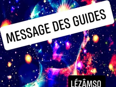 💫 MESSAGE DES GUIDES DE LUMIÈRE - Je(u) & Responsabilité 💫
