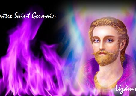 Channeling du Maître Saint Germain - Confiance en la Vie