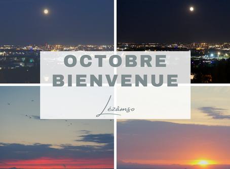 🍂 Octobre Bienvenue 🍂