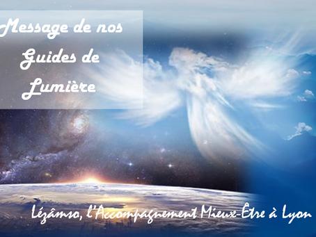 Messages des Guides de Lumière - Multidimension de l'Être et relativité