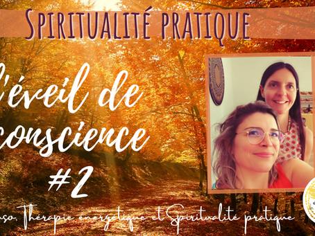✨L'ÉVEIL DE CONSCIENCE ✨ #2
