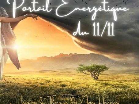 💫 Le Portail Energétique du 11/11 💫