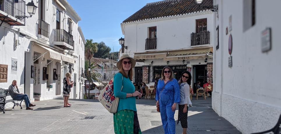Exploring Mijas Village