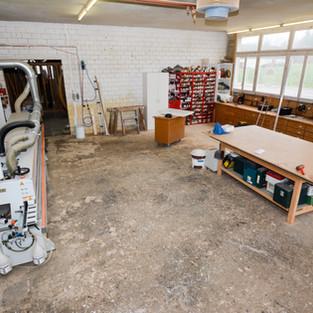 Werkstatt klein